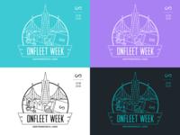 Onfleet Week Logo