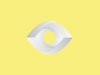 Logo icon play eye icon logo