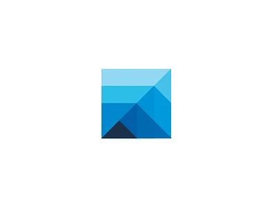 Logo icon finance real estate mortgage