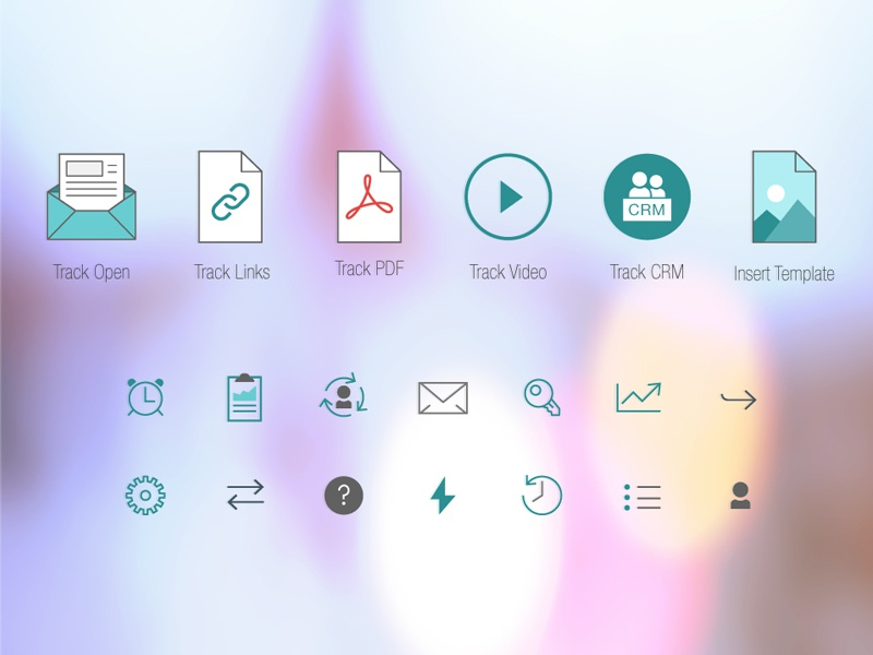 Icons for Microsoft Outlook Plugin by AmirDe | Dribbble