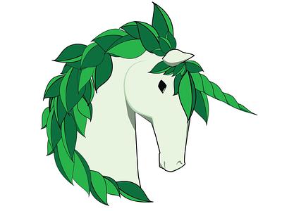 Isotipo - RSK swap - Unicorn adobe illustrator branding vector illustration logo design isotipo design swap green unicorn illustrator