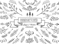 Handsketched Doodles Volume 2