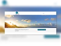 Corporate Consulting Wordpress website design