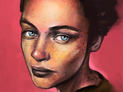 Portrait 800