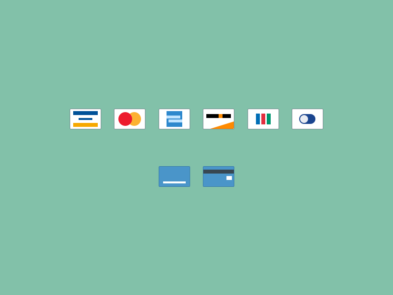 Credit Card Icons + PSD jcb psd discover debit mastercard amex icons credit diners club cvc card visa
