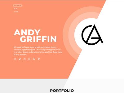 My Portfolio Website ui ux website design