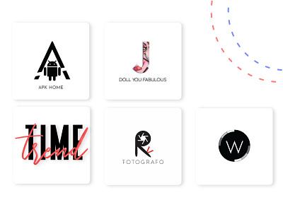 Combinational Logo Designs tanayarya graphic design branding logo