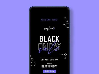 Instagram Story Black Friday ads black friday story ads instagram graphic design design logo branding
