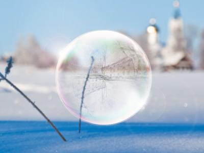 Bubble bubble icon