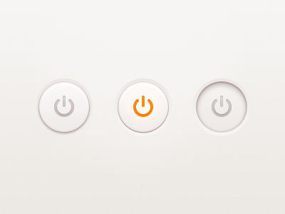 Button button icon ui switch