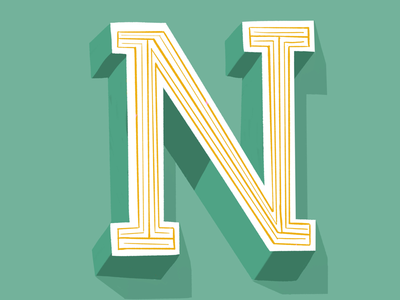 36 Days of Type - N!