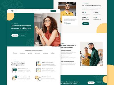 Home - Startup X Webflow Template & UI Kit b2b