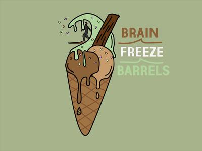 Ice Cream Barrels