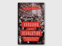 Vanguard of the Revolution graphic design design revolution book cover book design