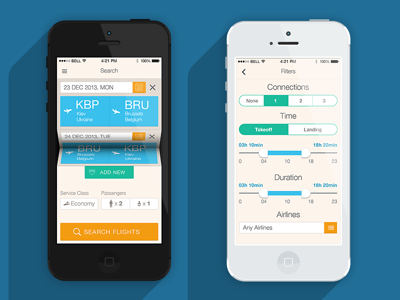ticket app by mike naglii dribbble dribbble