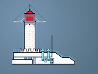 Odessa Lighthouse