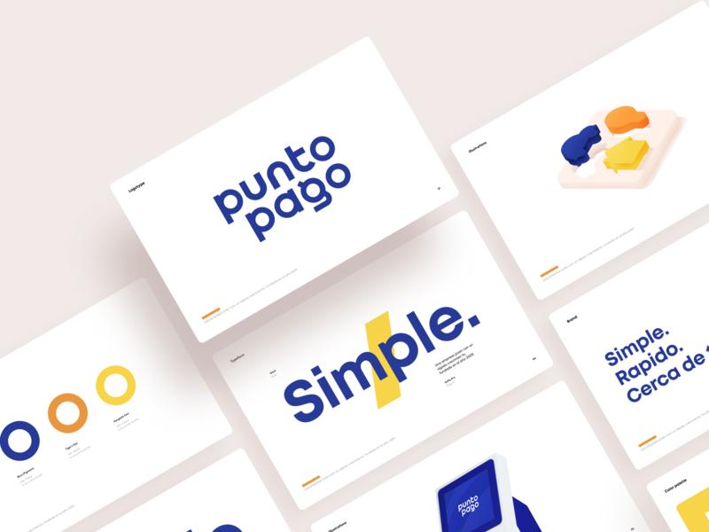 PuntoPago Branding