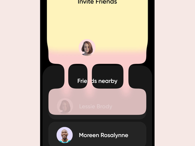 Event Management App Interaction liquid manager event ios after effects animation interaction ui design mobile interface design usability experience design app icons ux ui cuberto