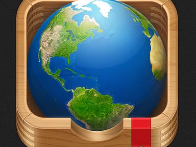 iPhone Icon Anypresence Com icons cuberto icon iphone wood