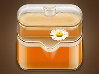 Teapot iPhone/iOS icon