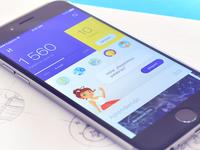 EWA app design