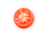 Vector Tomato web icon/illustration
