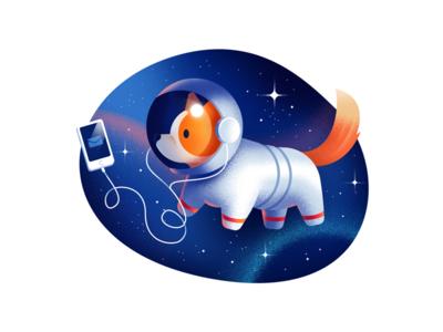 Cuberto's site illustration (WIP)