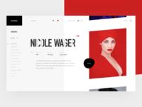 Fashion web service