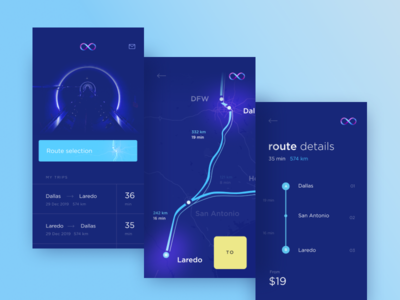 Need for speed UI/UX