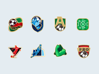 Football Manager Icons