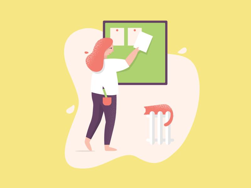 Tasking illustration
