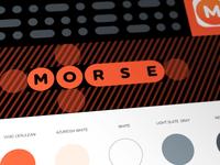 Morse Logo Design