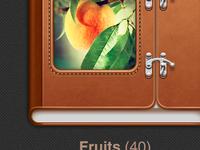 Photoalbum iPad app