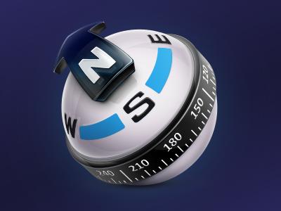 Path Finder Mac OS app icon icons mac os app illustration