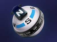 Path Finder Mac OS app icon