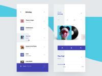 Custom music app