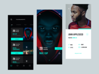 SetPlay app UI