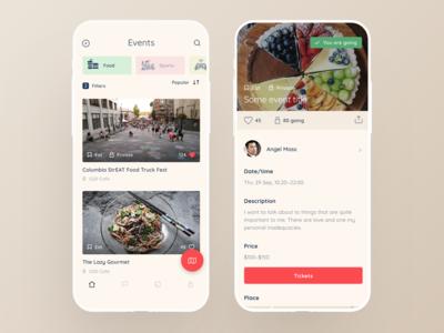 Student community app