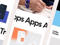 Health Tracker UI design Case Study