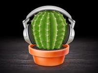 Cactus Mac OS icon