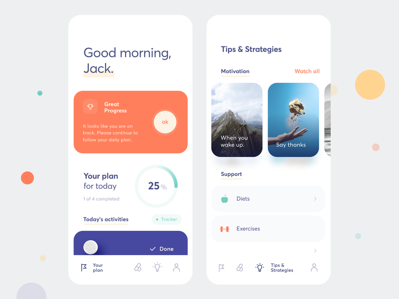 A daily activity combo clinical trial app pharma pharmacology interface drugs daily ui clinical medical activity sketch ios design illustration graphics ux ui cuberto