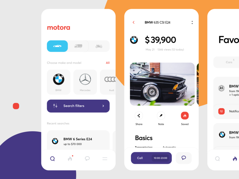 Car Marketplace App Redesign navigation buy price auto ecommerce store marketplace product design mobile car interface design graphics app icons ux ui cuberto
