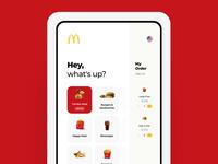McDonald's Kiosk Redesign Concept