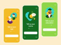 Onboarding / Track Your Spending App