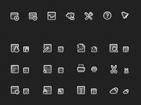 Trade icons