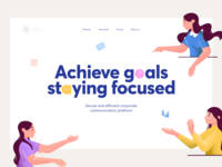 Dialog Start Page