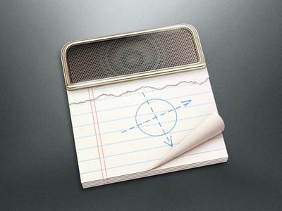SoundNote Mac OS icon