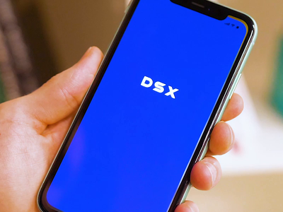 DSX Mobile App currency development payment cash trading charts bitcoin portfolio rates withdraw exchange finance mobile ios app graphics icons ux ui cuberto