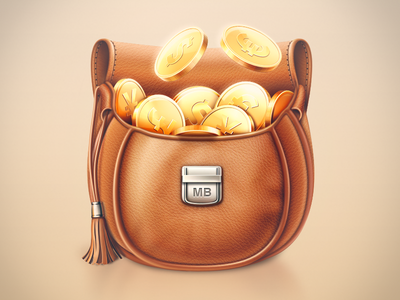 MoneyBag Mac OS icon