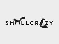 Small Crazy logo idea
